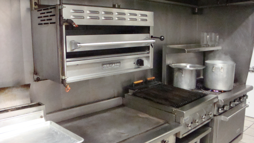 Commercial Kitchen Equipment Repair Sf