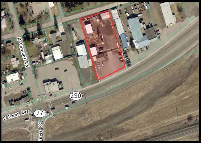 12401 E Trent Ave Spokane Valley, WA 99206 - Industrial ...