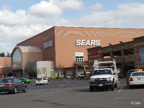 Sears at Southcenter Mall