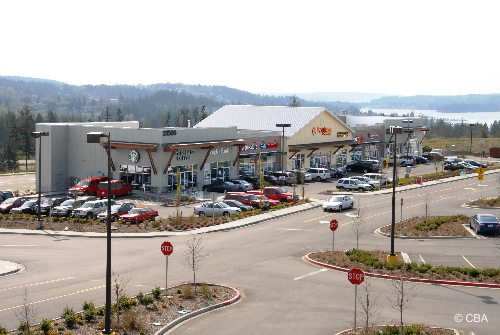 Poulsbo College Marketplace Shops
