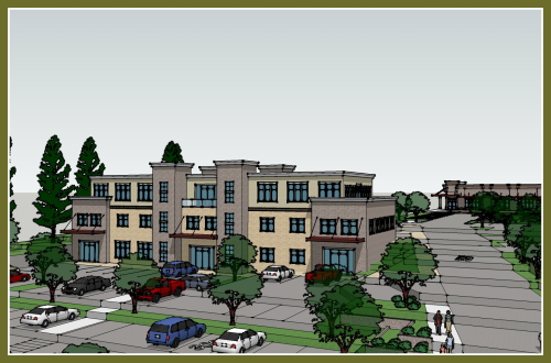 Towne Plaza II - Lot 1 Building A