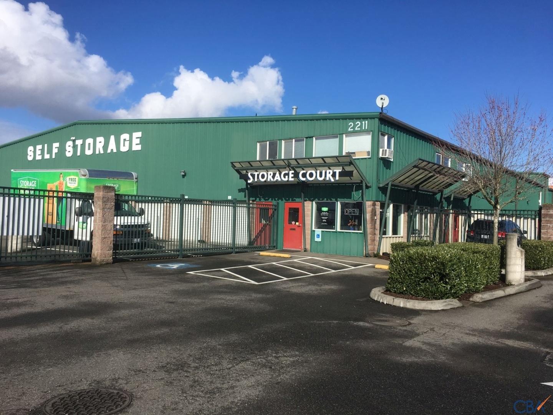 2211 112th St S Tacoma WA 98444. Parkland Self Storage