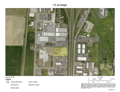 I-5 Commercial Land