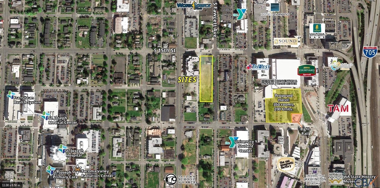 1502 Fawcett Ave, Tacoma, WA 98402