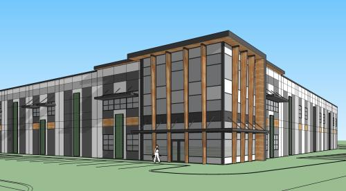 Snoqualmie Ridge Business Park Building Lot 5