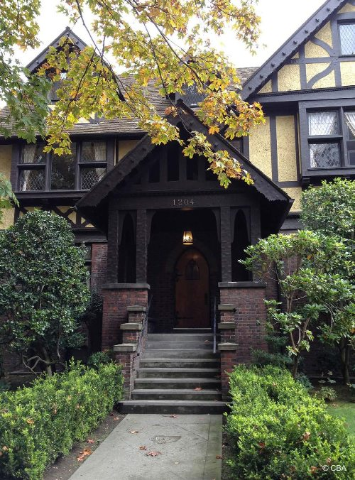 Stimson Green Mansion