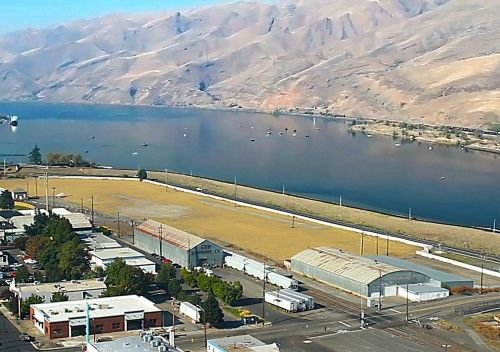 Located in Lewiston Idaho, these 12 acres are ideal for industrial, office, and business condos. With an active rail line and near to the highway.This property is situated within Lewiston`s Urban Renewal District.