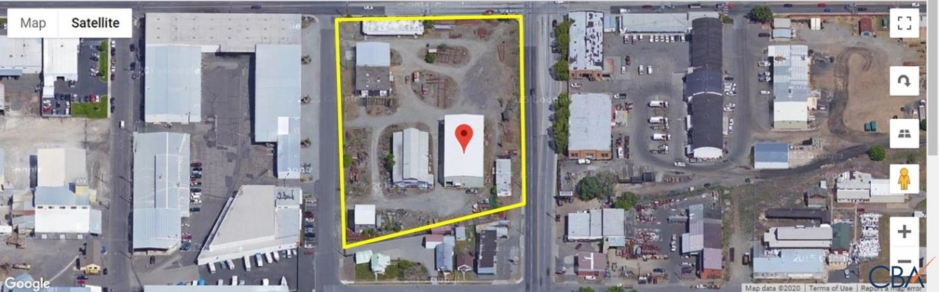 Redevelopment or industrial opportunity just 1 mile from Gonzaga University, and just north of the U-district, and Spokane's Central Business District.  3.57 acres with 6 storage/warehouse buildings and 1 office building.  Site is fully fenced. Current light industrial zoning is within the CC3 overlay allowing for a variety of uses including apartment/multifamily housing with possible incentives for development of multi-family housing. Please contact listing agent for details.